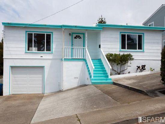 419 Manor Dr, Pacifica, CA 94044