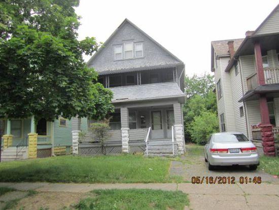 1176 Bender Ave, Cleveland, OH 44112