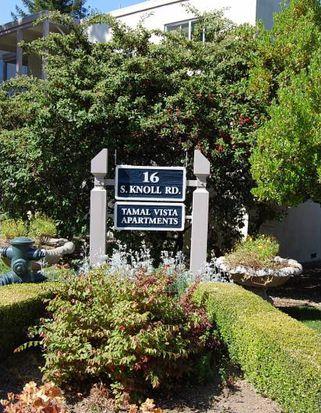 16 S Knoll Rd, Mill Valley, CA 94941