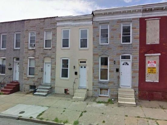 328 S Fulton Ave, Baltimore, MD 21223