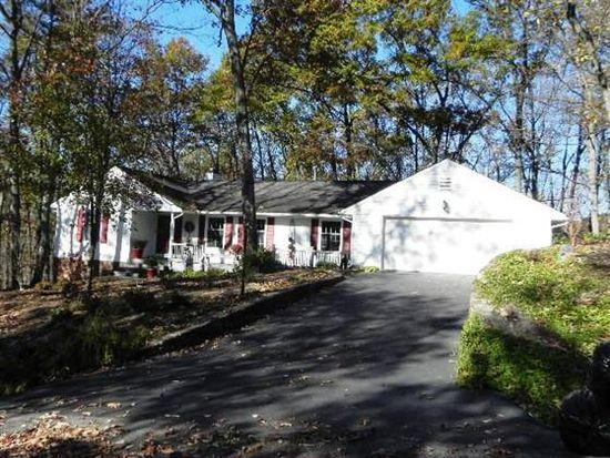 5249 Falcon Ridge Rd, Roanoke, VA 24018