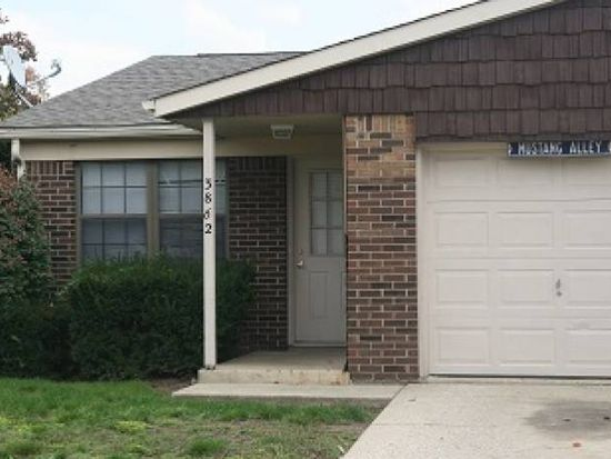 3862 Brickenwood Trce, Indianapolis, IN 46227