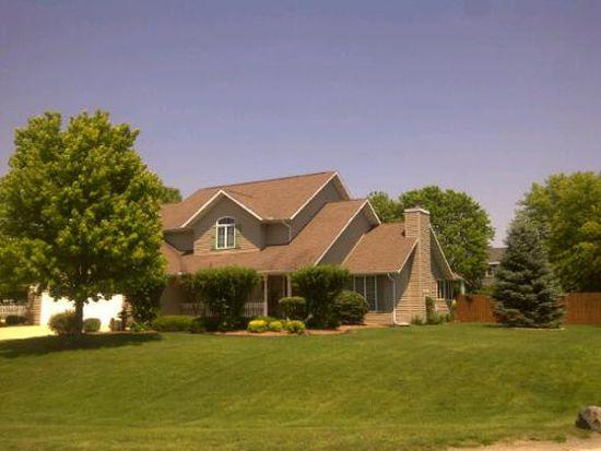 2607 Creekside Ln, Morris, IL 60450