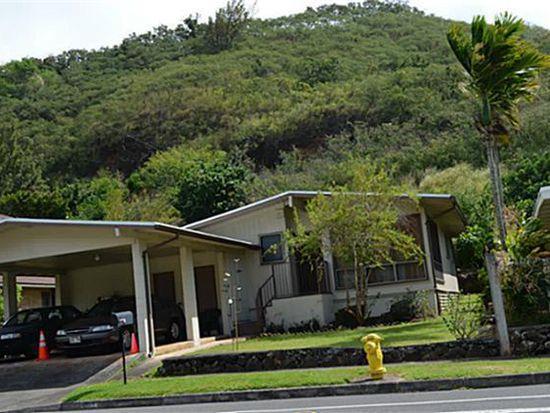 1313 Ala Aolani St, Honolulu, HI 96819
