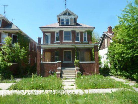 557 Ashland St, Detroit, MI 48215