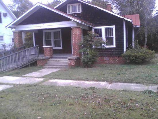 511 S Fayetteville Ave, Dunn, NC 28334