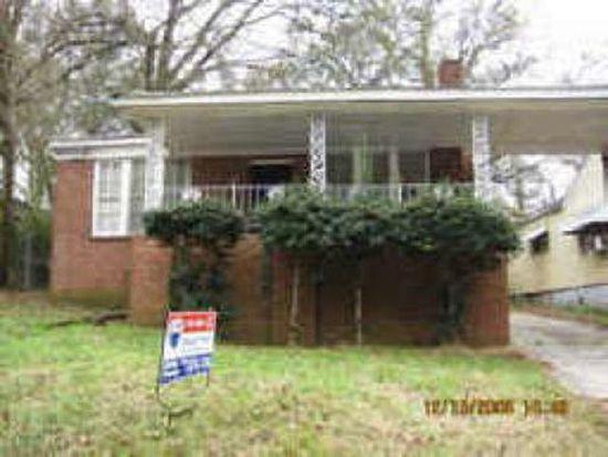 1654 Alvarado Ter SW, Atlanta, GA 30310