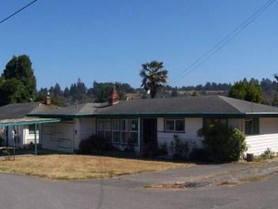 1619 Weber St, Fortuna, CA 95540