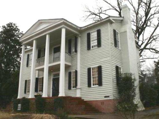 201 S Liberty St, Milledgeville, GA