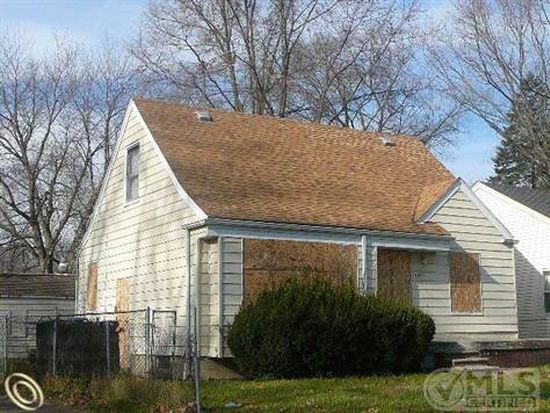 19401 Westbrook St, Detroit, MI 48219