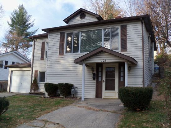 105 Hargrove St, Beckley, WV 25801