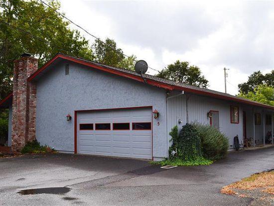 5 Tallent Ln, Yountville, CA 94599