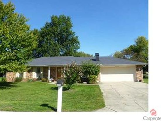 2526 Ritter Dr, Anderson, IN 46012