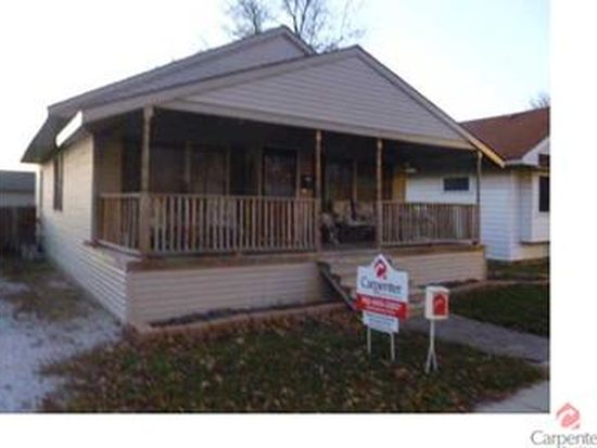 1426 S Anderson St, Elwood, IN 46036