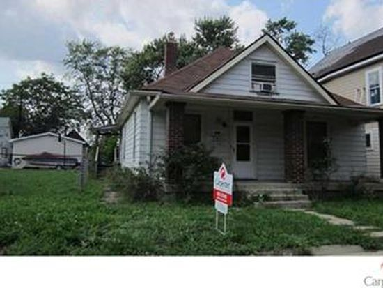 322 N Holmes Ave, Indianapolis, IN 46222