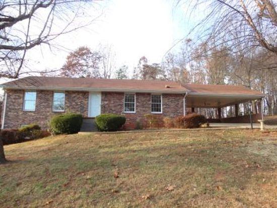 1319 Five Forks Rd, Bedford, VA 24523