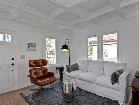 1736 Mentone Ave, Pasadena, CA 91103