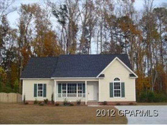 3112 Pacolet Dr, Greenville, NC 27834