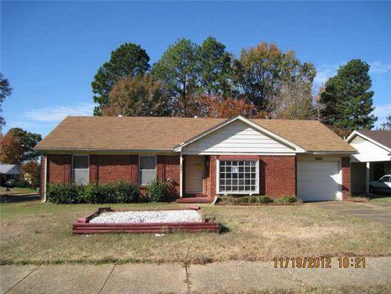 3881 Warrington Cv, Memphis, TN 38118