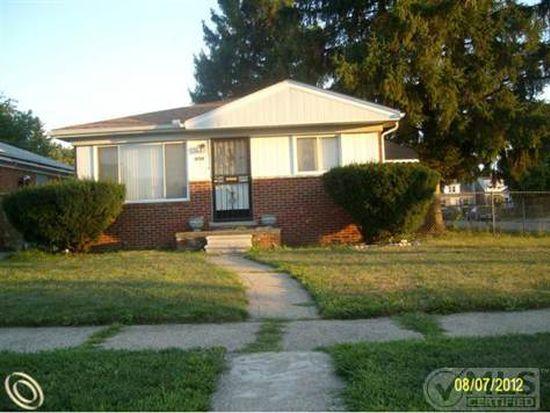 8200 E Hildale St, Detroit, MI 48234