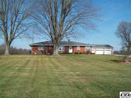 2508 E County Road 700 S, Brownstown, IN 47220