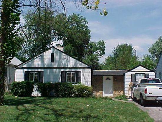 231 Forest Park Rd, Lexington, KY 40503