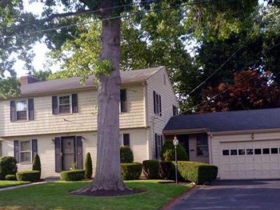 108 Cushman Ave, East Providence, RI 02914