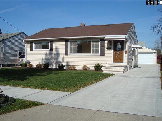 15864 Bowfin Blvd, Brookpark, OH 44142