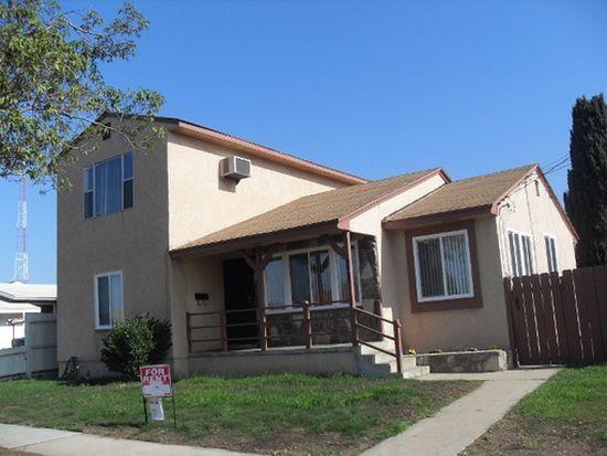 1037 57th St, San Diego, CA 92114