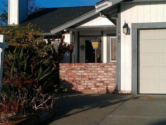 816 Blackspur Dr, Suisun City, CA 94585