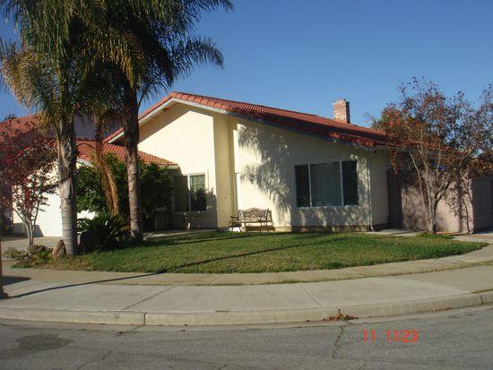 1293 Alvernaz Dr, San Jose, CA 95121
