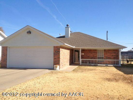2407 S Taylor St, Amarillo, TX 79109