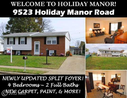 9523 Holiday Manor Rd, Baltimore, MD 21236