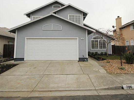706 Deerfield, American Canyon, CA 94503