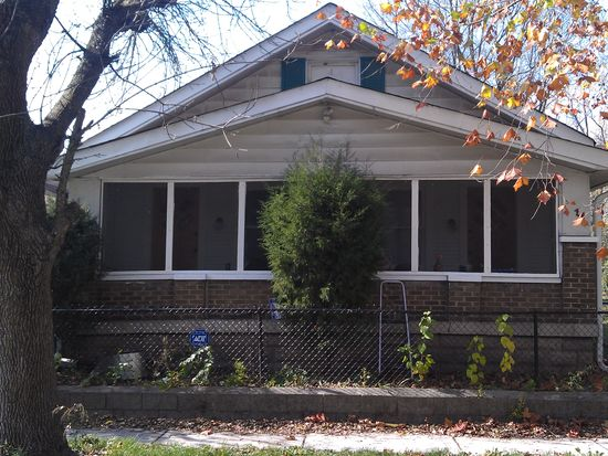 1106 N Belmont Ave, Indianapolis, IN 46222