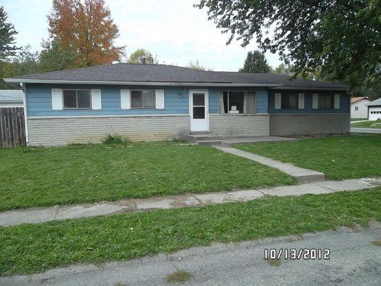 5631 Rinehart Ave, Indianapolis, IN 46241