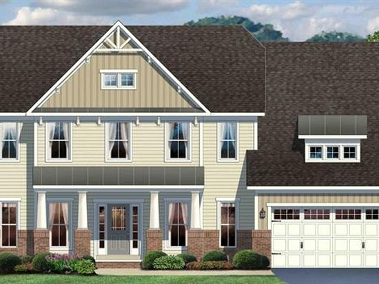 Courtland Gate - Willow Brooke by Ryan Homes