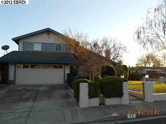 77 Cloverleaf Cir, Brentwood, CA 94513