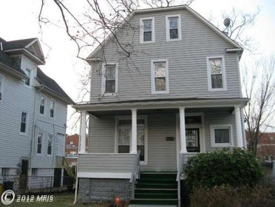 4011 Belle Ave, Baltimore, MD 21215
