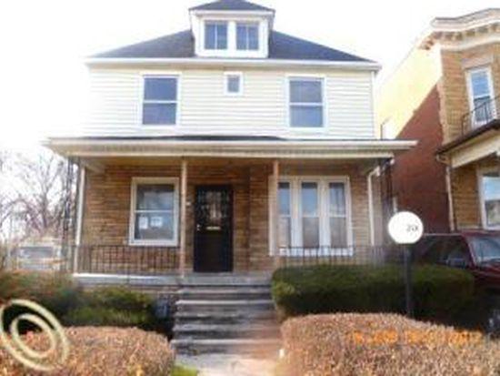 2131 Harding St, Detroit, MI 48214