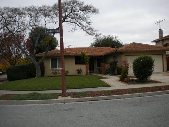 1858 Dandini Cir, San Jose, CA 95128