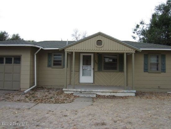409 N Brooks Ave, Gillette, WY 82716