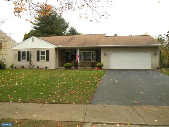 1817 Squire Ct, Wyomissing, PA 19610