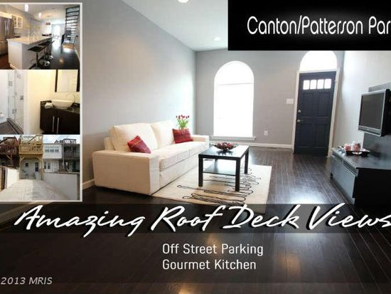 402 S East Ave, Baltimore, MD 21224