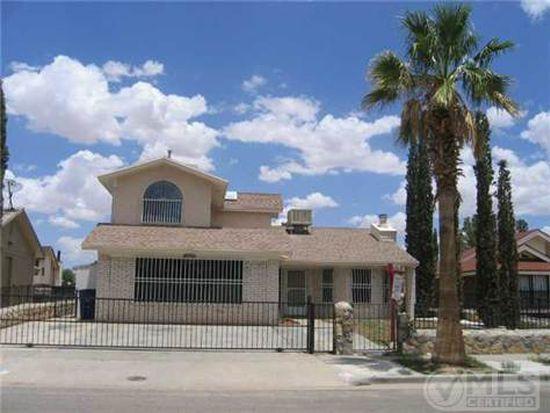 11657 Bunky Henry Ln, El Paso, TX 79936