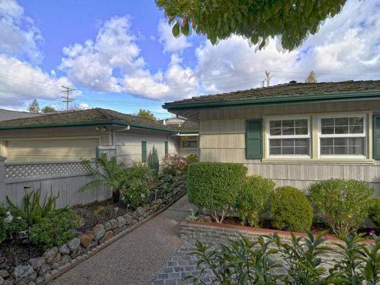 1521 Granger Way, Redwood City, CA 94061