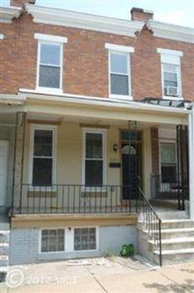 2217 Sidney Ave, Baltimore, MD 21230