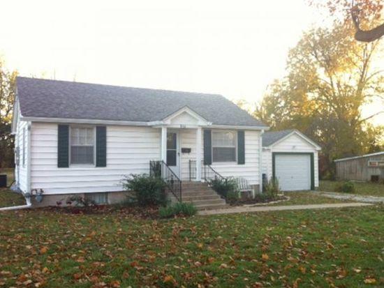 840 W Tracy St, Springfield, MO 65807