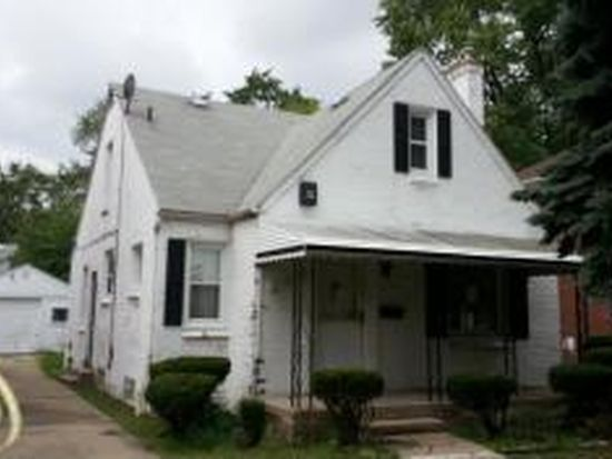17187 Rosemont Ave, Detroit, MI 48219