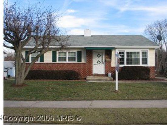 6518 Woodbridge Cir, Baltimore, MD 21228